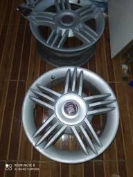 5 rodas aro 16