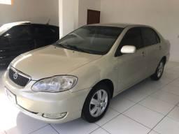 Corolla 2007 1.8 automático