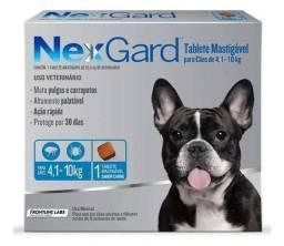 Nexgard 1,25 Mg De 4 A 10 Kg