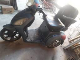 Triciclo para cadeirante
