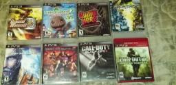 Vendo jogos para PlayStation 3