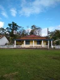 Fazenda  área 100 ha  lavoura maior parte de cacau,  Casa 4/4  escriturada