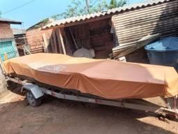 Título do anúncio: Vendo Barco Voadeira