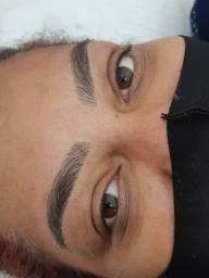 Micropgmentação de sobrancelhas