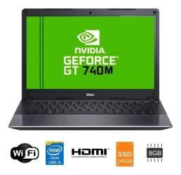 Notebook Dell Vostro 5470 Core I5 - Placa de Vídeo Geforce GT 740M