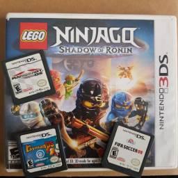 Jogos de Nintendo 3DS/DS