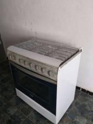 Fogão 6 bocas e forno entrego dentro Uberlândia
