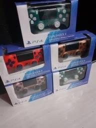 Controles de play 4 novos