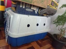 Caixa de Transporte cachorro porte medio