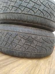 Título do anúncio: Pneu Scorpion Pirelli atr 265/65/17
