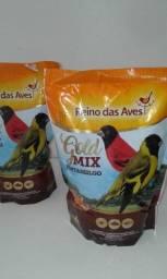 Pintassilgo gold mix 500g mix completo