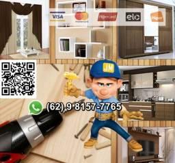 Título do anúncio: Montador de Móveis em Goiânia