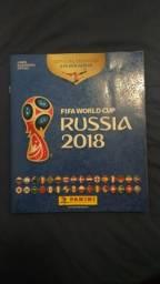 Album da Copa Rússia 2018 Completo