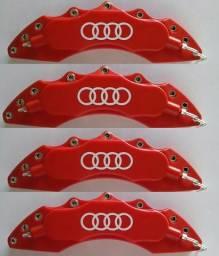 Capa de pinça de freio Audi 4 peças