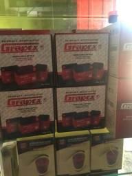 Promoção: Baterias 5 Ahperes grapex Titan, Fan, Biz, Bros, Ybr e Factor