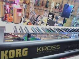 Korg kross61 muito conservado