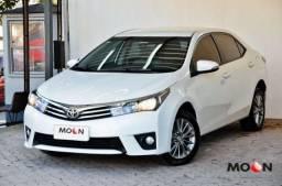 Toyota Corolla Xei 2.0 - impecável - 2017