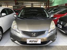 Honda fit 1.4 lx 16v flex automático 4p 2012 - 2012