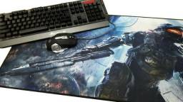 Mouse Pad Gamer Profissional Extra Grande 80x40cm Knup Kp-s09 ( Loja Na Cohab) Adquira Já!