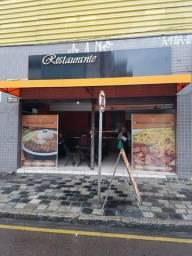 Restaurante no centro de Curitiba