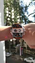 Relógio Fashion Casual Importado. Lindo! (fotos reais)