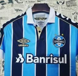 Camisa Grêmio 2019/20 Full Sponsor