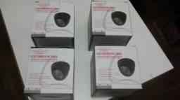 Kit 4 Câmeras Monitoramento
