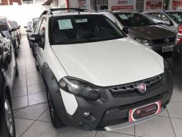 Fiat Strada Adventure Cab Estendida 2015 Completo - 2015