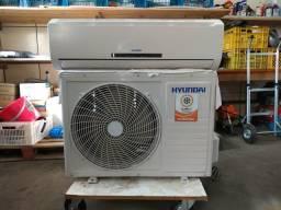Ar condicionado Split 18.000 btus quente e frio Hyundai