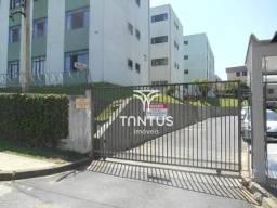 Apartamento com 3 dormitórios para alugar, 66 m² por r$ 730/mês - tingui - curitiba/pr
