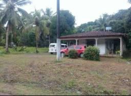 Terreno com casa em Marudá/Marapanim