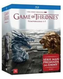 Box Game of Thrones 1-7 temp. Bluray