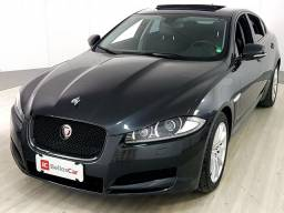 Jaguar XF 2.0 GTDI SPORT LUXURY 240cv Aut. - Cinza - 2015 - 2015