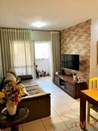 Apartamento à venda com 3 dormitórios em Setor bueno, Goiânia cod:NOV235961