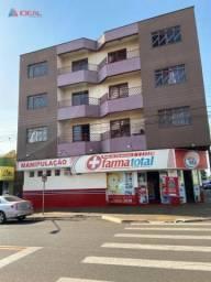 Apartamento com 3 dormitórios para alugar, 120 m² por R$ 720/mês - Centro (Próximo ao Banc