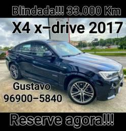 X4 M X-drive 35I Blindada 33.000 Km
