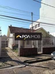Casa com 3 dormitórios para alugar, 121 m² por R$ 3.000,00/mês - Azenha - Porto Alegre/RS