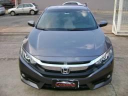 Honda civic 2017 2.0 16v flexone exl 4p cvt