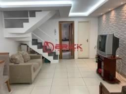 Ótima casa em condomínio com 2 quartos em Araras