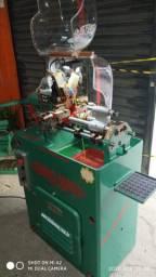 Torno Automático Traub A25 Completo Com Alimentador de Barras