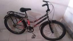 Bicicleta big feminina aro 26