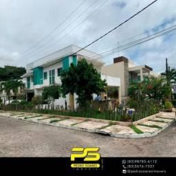 Casa com 4 dormitórios à venda por R$ 950.000 - Intermares - Cabedelo/PB