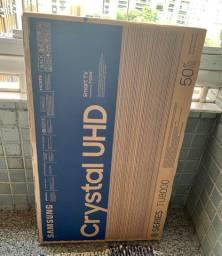 SmartTV 4K Crystal UHD 2020 Samsung