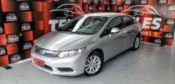 Honda- Civic LXS 1.8 16V AT - 2013