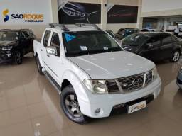 NISSAN FRONTIER 2.5 LE ATTACK  4X4  - 2013