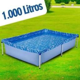 Vendo piscina infantil mor 1000 litros