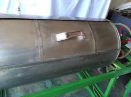 Misturador rotativo em inox