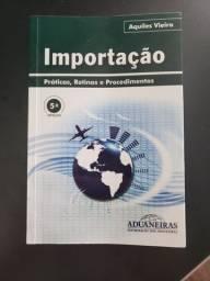Pack Livros sobre Importação