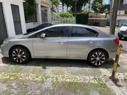 Honda Civic LXR 2.0 - Única dona - 60.000 km. Excelente estado. Pneus novos