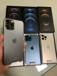 iPhone 12 Pro Max 128GB Novos / Lacrados
